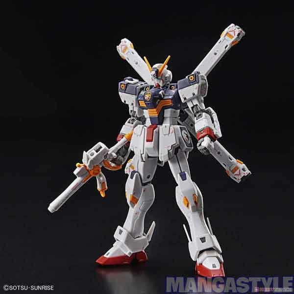 Mô hình RG Crossbone Gundam X1