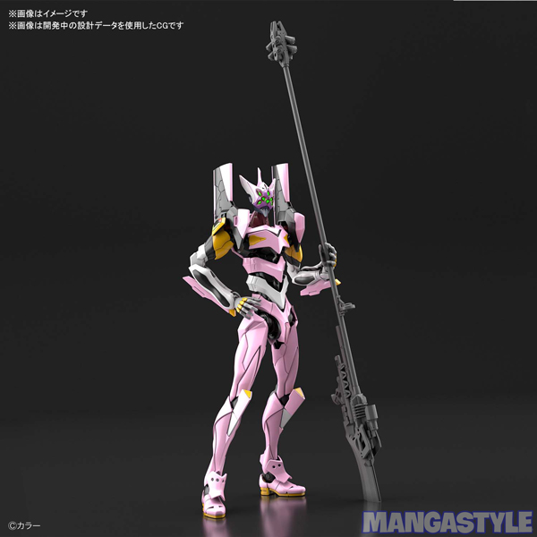 Mô hình RG Evangelion EVA Unit-08α