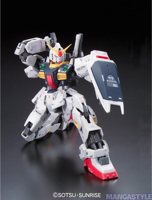 Mô hình RG RX-178 Gundam MK-II (A.E.U.G.)