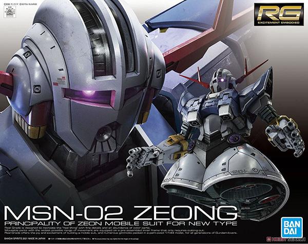 Mô Hình RG Zeong