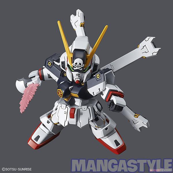 Mô Hình SD Gundam Cross Silhouette Crossbone Gundam X1