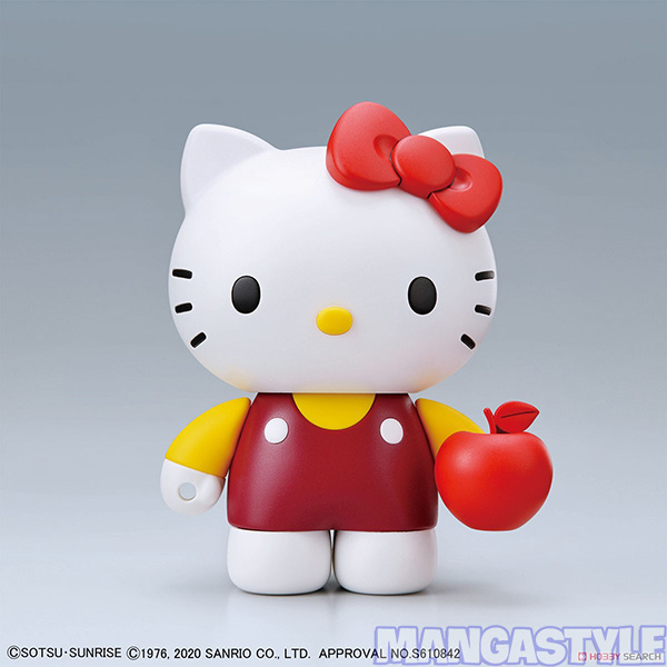 Mô Hinh SD Hello Kitty/Zaku II Principality of ZEON Char Aznable`s