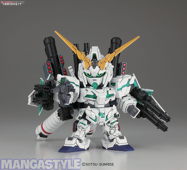 Mô Hình SDBB Full Armor Unicorn Gundam