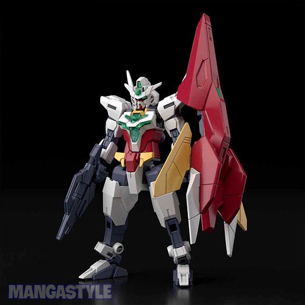 Mô Hình HGBD:R Uraven Gundam