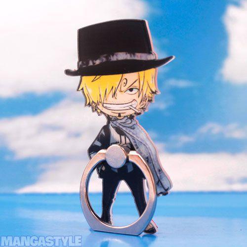 Móc Dán Điện Thoại Ringstent One Piece