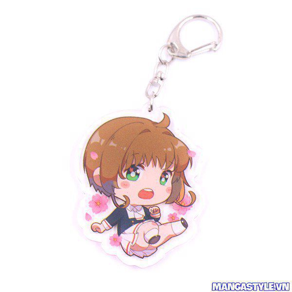 Móc Khóa Mica Cardcaptor Sakura