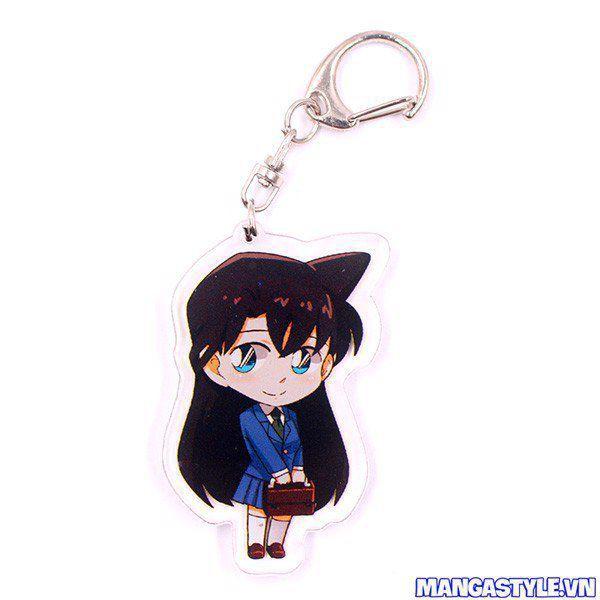 Móc Khóa Mica Detective Conan