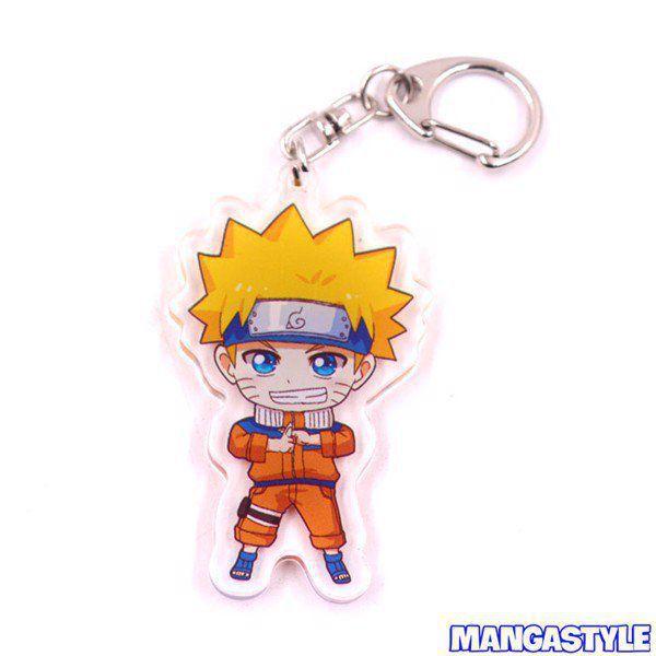 Móc Khóa Mica Naruto
