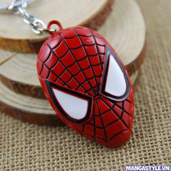 Móc Khóa Spider Man