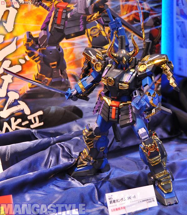 Mô hình MG Musha Gundam Mk-II