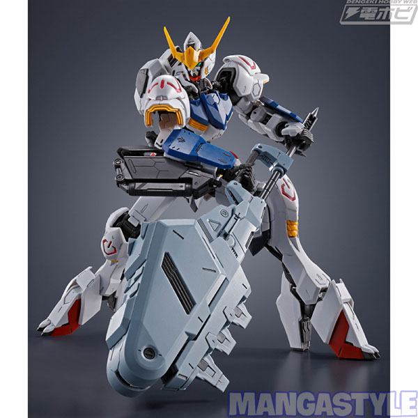 P Bandai MG 1/100 EXPANSION PARTS SET for GUNDAM BARBATOS