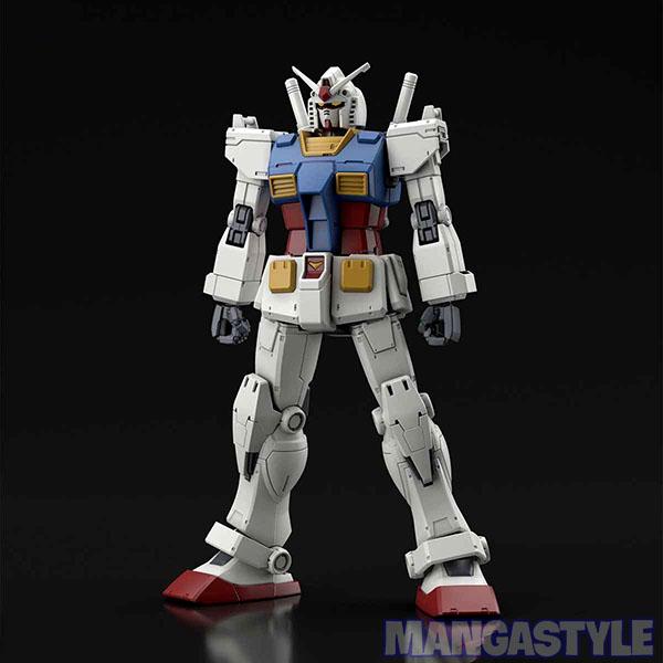 Mô Hình HG GTO RX-78-02 Gundam (Gundam The Origin Ver.)