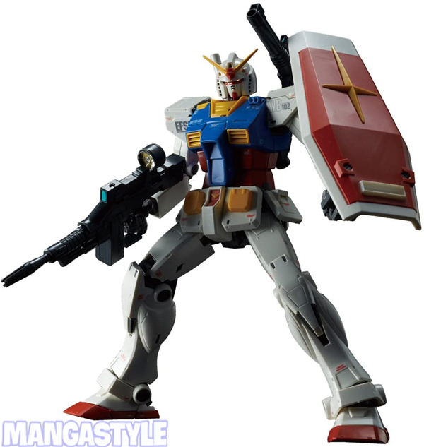 Mô hình MG RX-78-02 Gundam (GUNDAM THE ORIGIN Ver.)