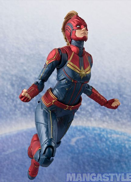S.H.Figuarts Captain Marvel