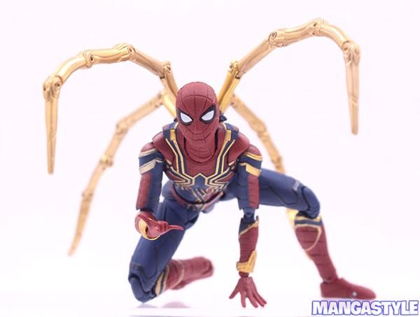 S.H.Figuarts Iron Spider
