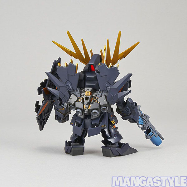 Mô Hình SD Gundam EX-Standard Unicorn Gundam 02 Banshee Norn
