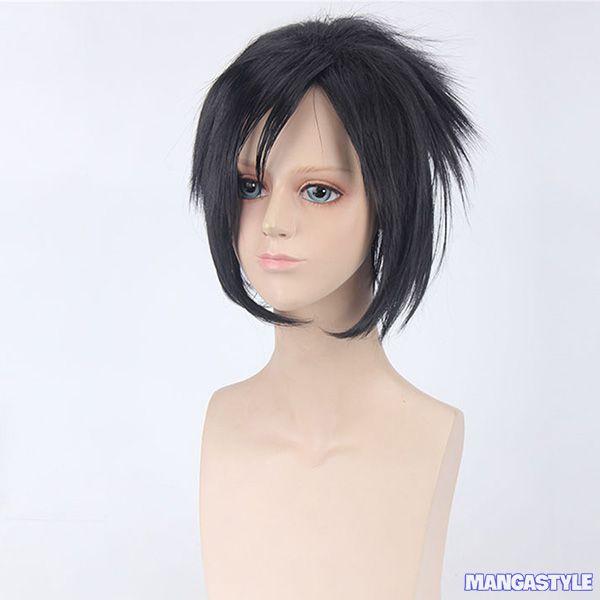 Tóc Cosplay Uchiha Sasuke