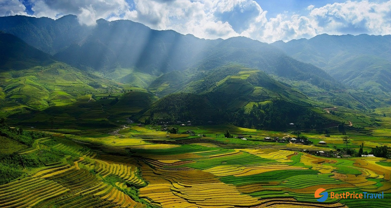 SAPA TREKKING TOURS 2 days/1 ngihts