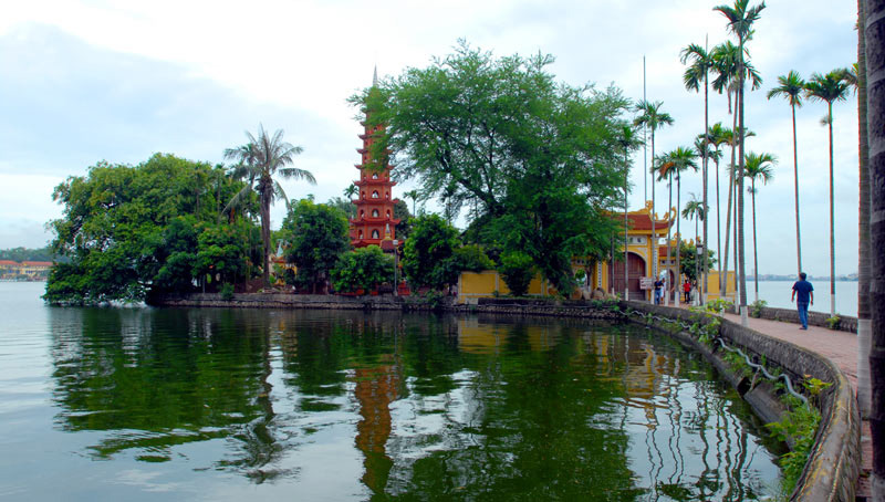 HANOI CITY TOURS ONE DAY