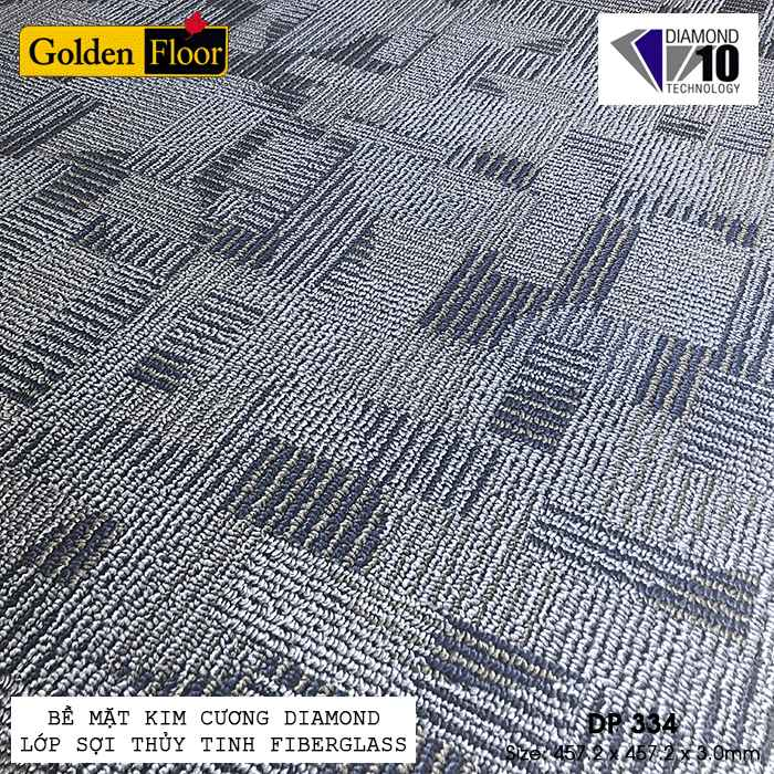 GOLDEN FLOOR DP334