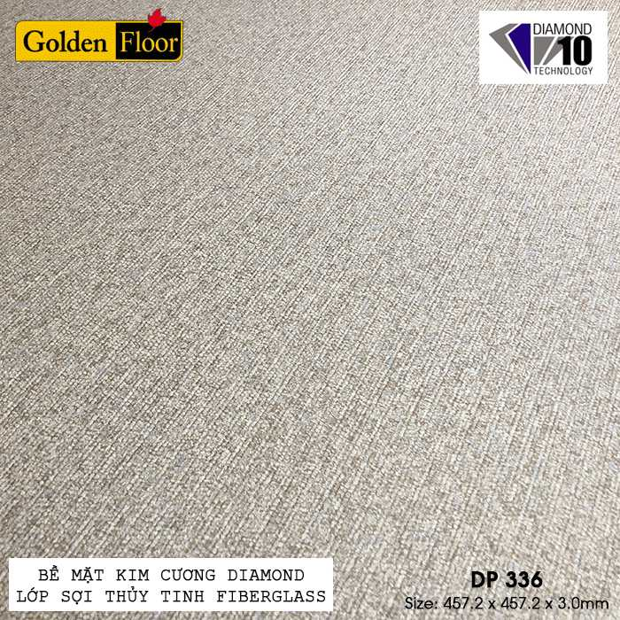 GOLDEN FLOOR DP336