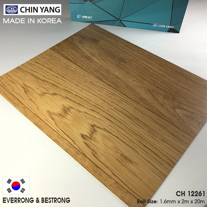 SÀN NHỰA CUỘN (VINYL ROLL) 1.6mm - CH 12261 - MADE IN KOREA