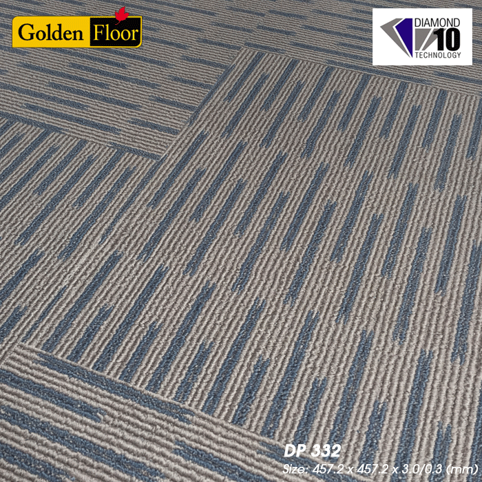 GOLDEN FLOOR DP332