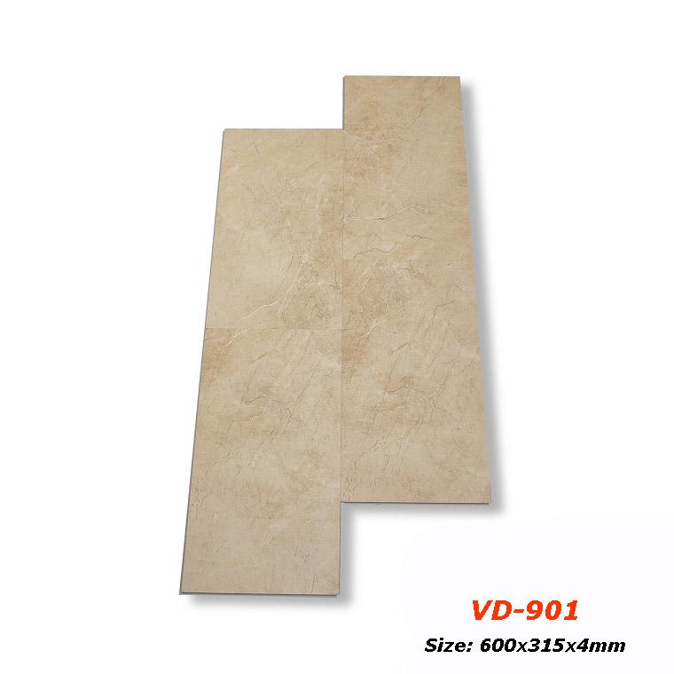 Sàn nhựa hèm khóa vân đá Glotex - VD901