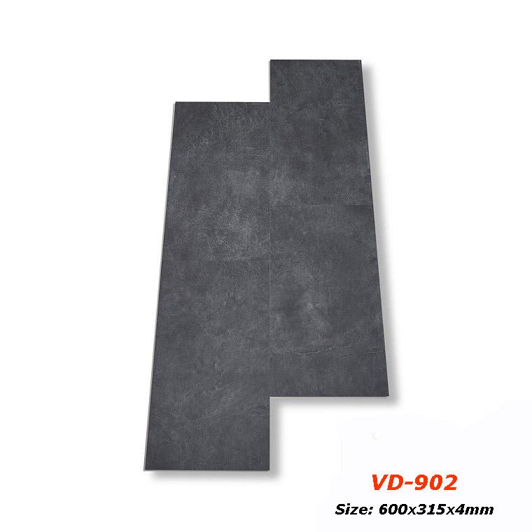Sàn nhựa hèm khóa vân đá Glotex - VD902