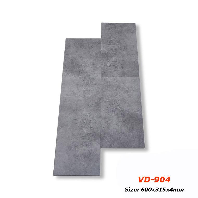 Sàn nhựa hèm khóa vân đá Glotex - VD904