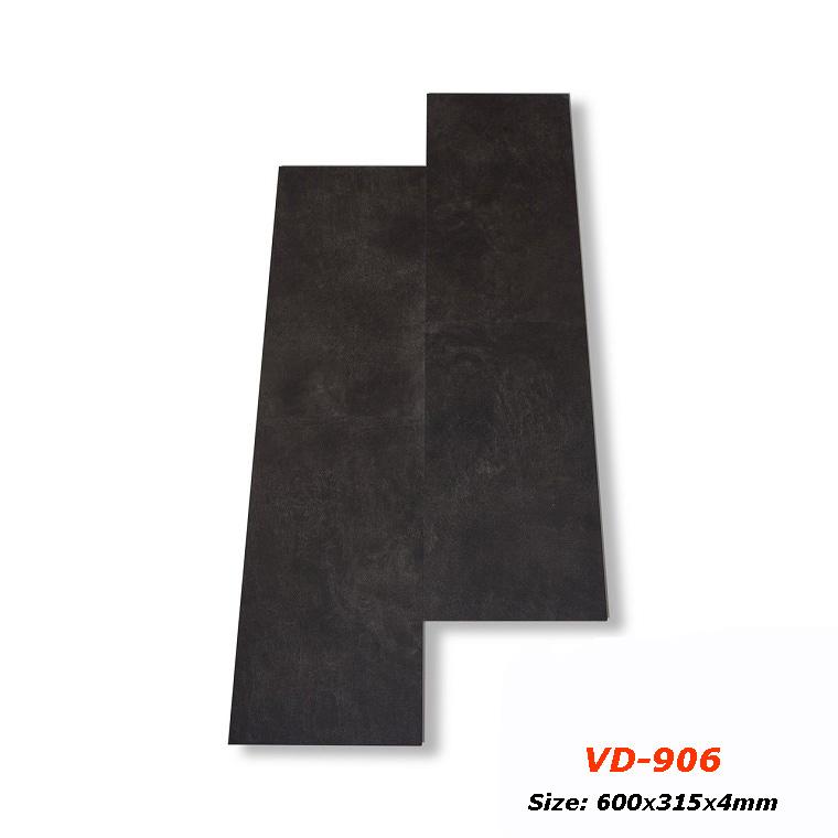 Sàn nhựa hèm khóa vân đá Glotex - VD906