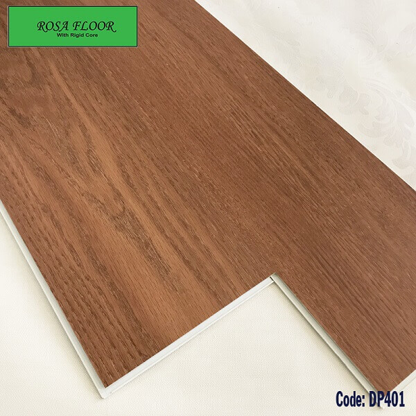 Sàn nhựa hèm khóa Hàn Quốc ROSA DP401
