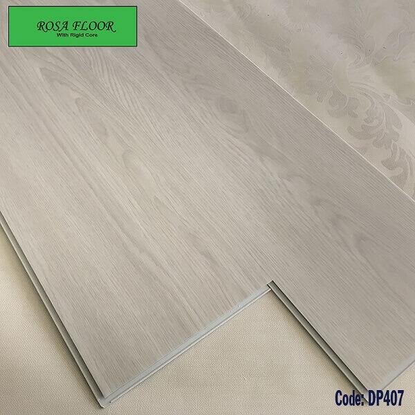 Sàn nhựa hèm khóa Hàn Quốc ROSA DP407