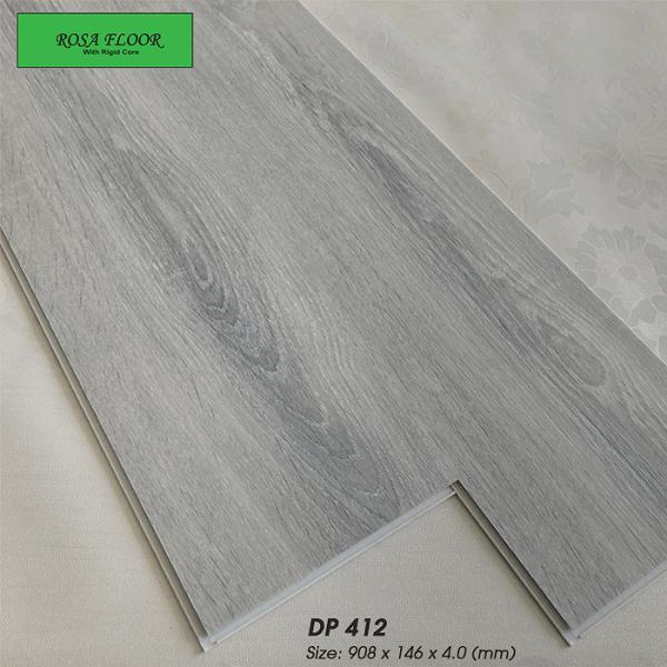 Sàn nhựa hèm khóa Hàn Quốc ROSA DP412
