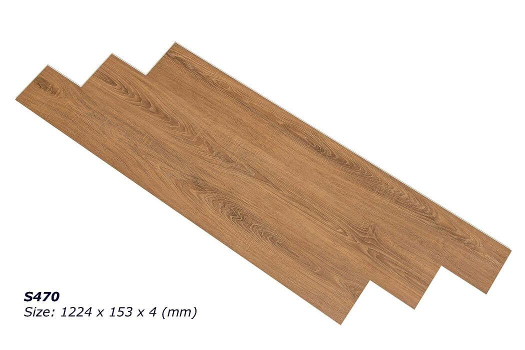 Sàn nhựa hèm khóa Glotex S 470