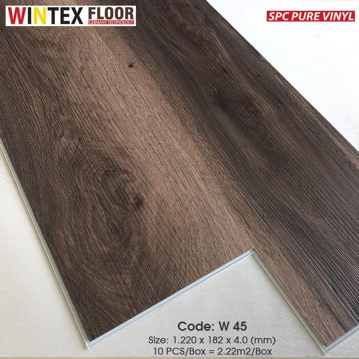Sàn nhựa Wintex - W45