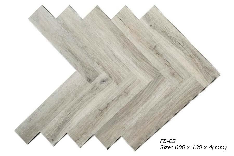 Sàn nhựa xương cá  Glotex - FB:02