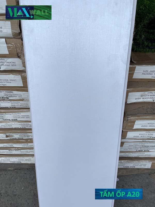 Tấm ốp PVC Nano - A20