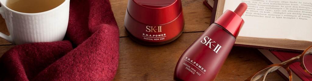 Bộ đôi sản phẩm tuyệt vời từ SK-II sẽ đem lại sức sống tươi trẻ cho làn da bạn, giúp bạn luôn tự tin với làn da của chính mình ngày hôm nay cũng như 15 năm nữa.