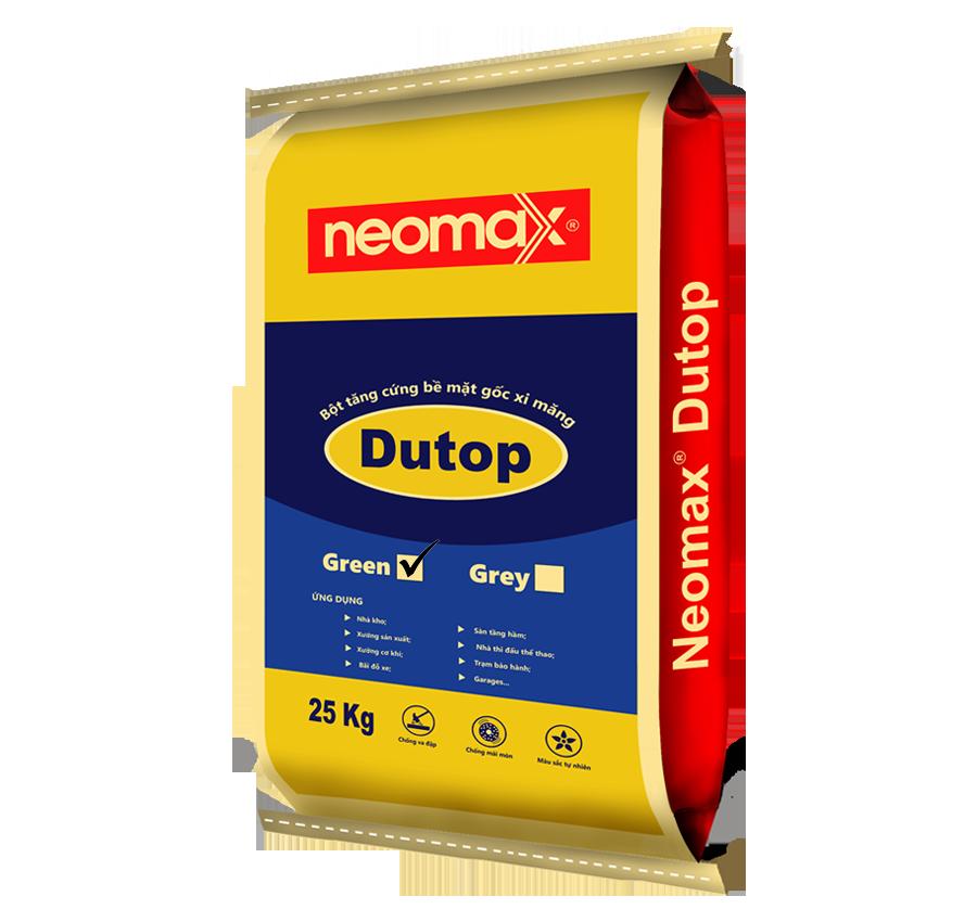 neomax-dutop-green