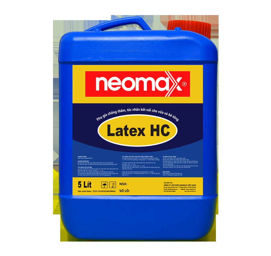 neomax-latex-hc