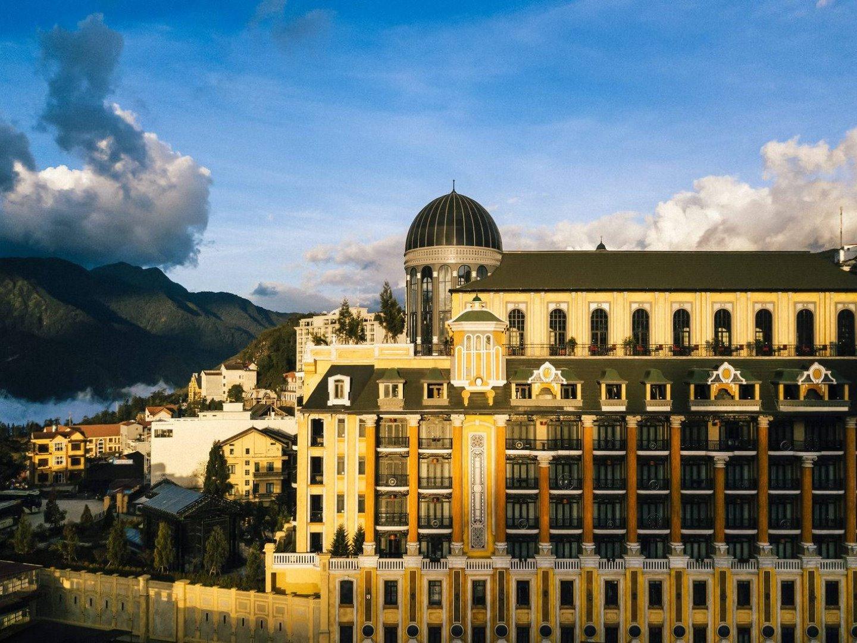 [NGẮM SAPA MÙA NƯỚC ĐỔ] HOTEL DE LA COUPOLE - MGALLERY