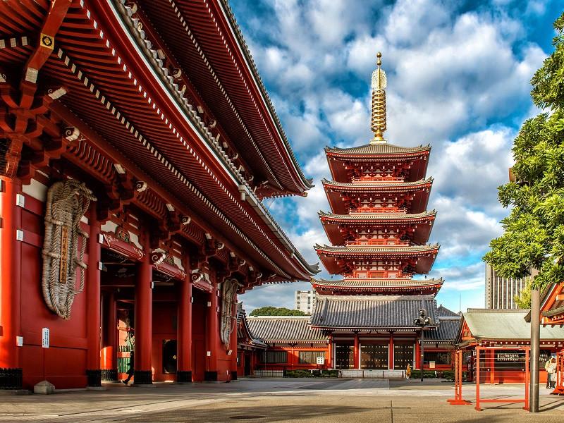 TOUR HÀ NỘI – TOKYO – HAKONE – PHÚ SỸ 4N3Đ