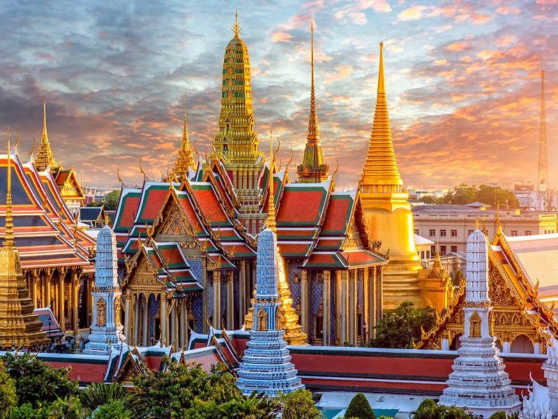 TOUR TRỌN GÓI HÀ NỘI- BANGKOK - PATTAYA 5N4Đ