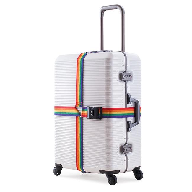 Tổng hợp những lưu ý khi chọn mua dây đai vali khóa số