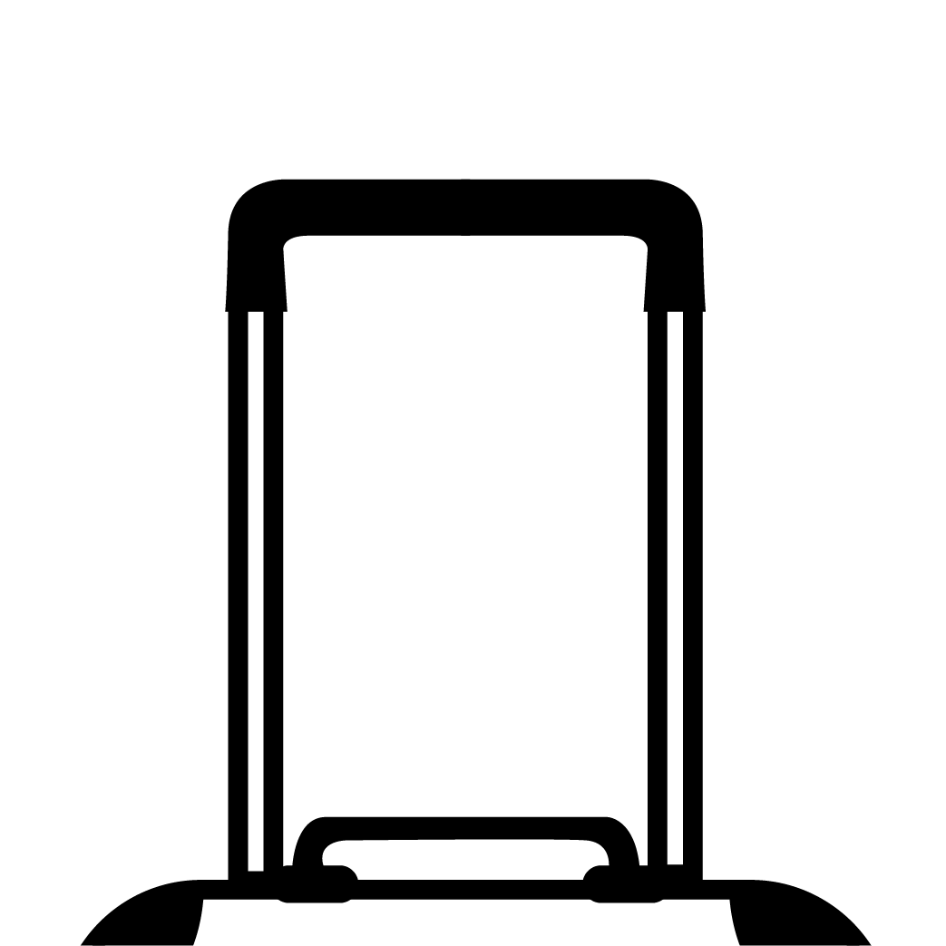 5. Cần kéo hợp kim thép sáng bóng chống gỉ sét