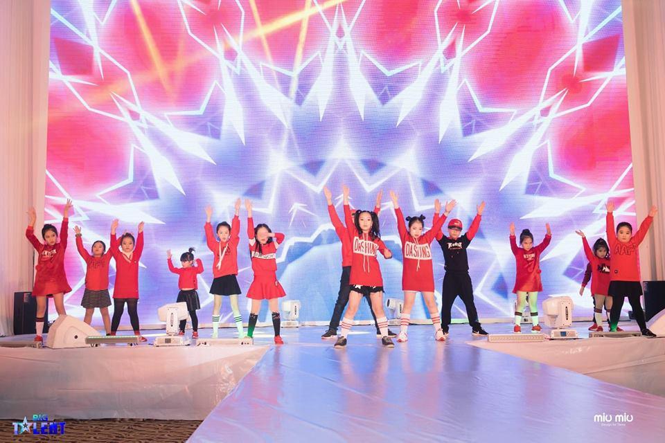 Kids dance (Nhảy hiện đại)