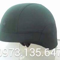 Mũ Bảo Hiểm Quân Đội