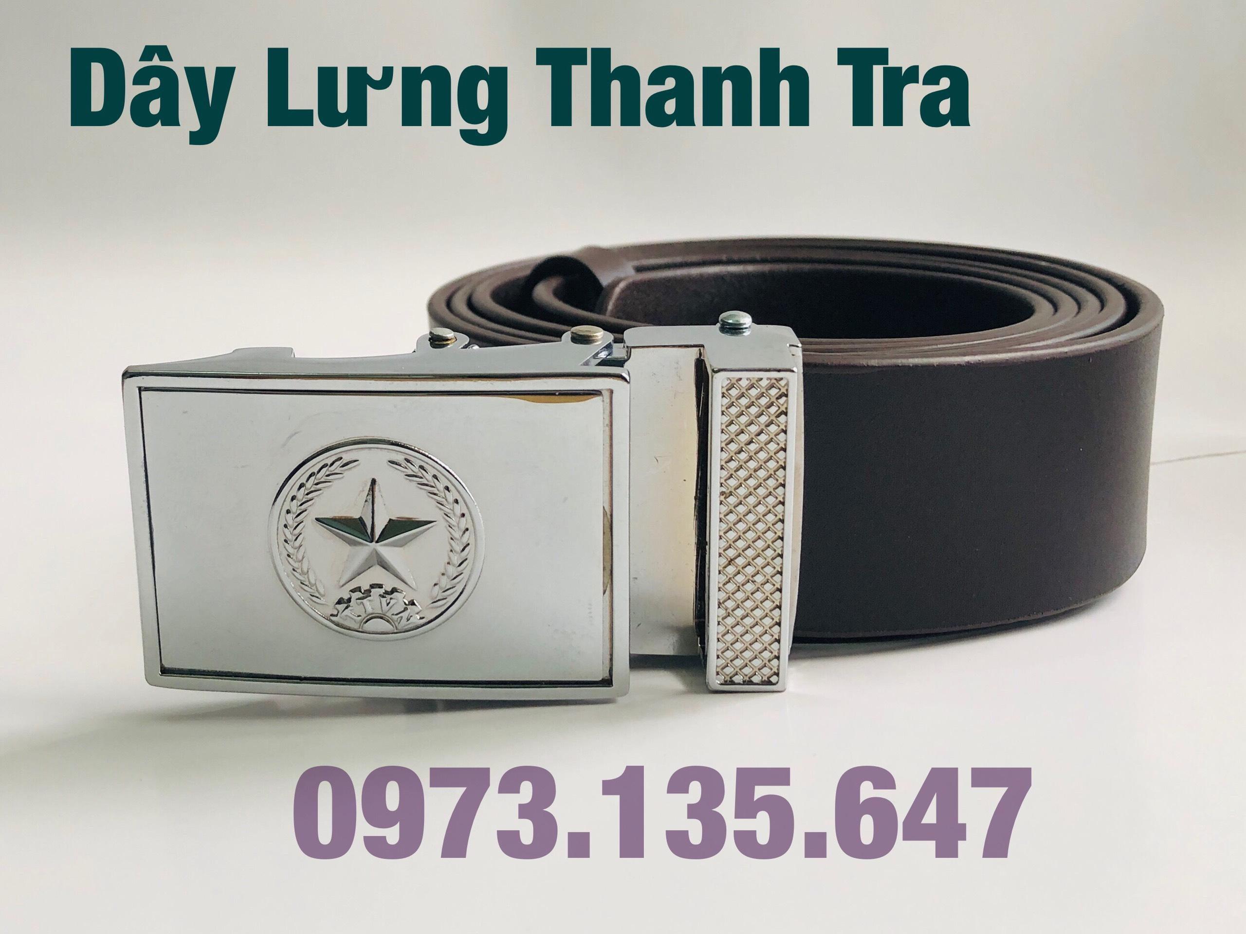 Dây Lưng Thanh Tra Việt Nam