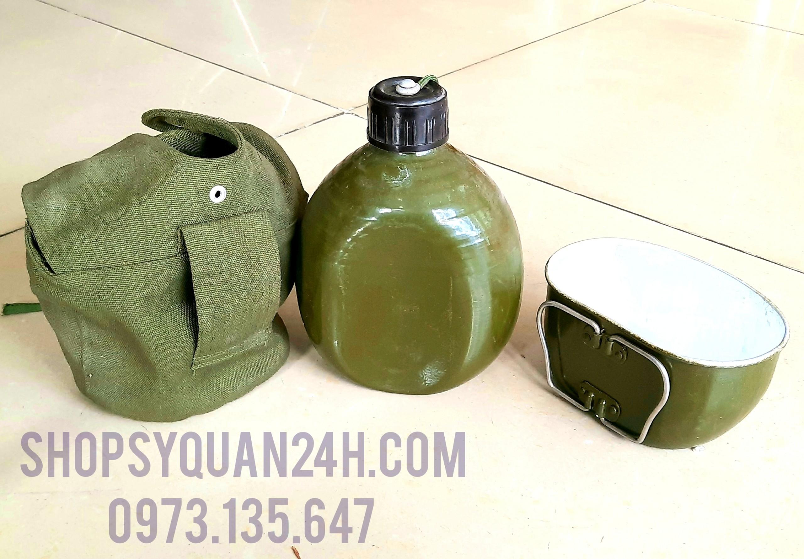 Bi Đông Quân Đội Việt Nam (Nhôm)